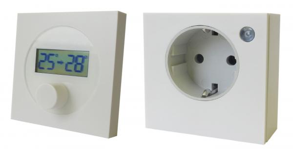 Steckdosenthermostat-Set