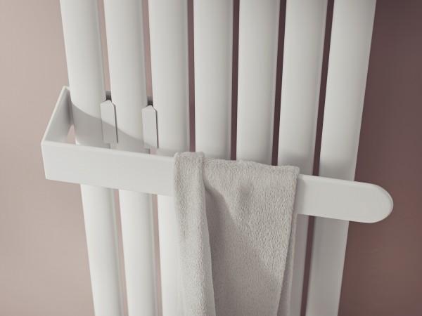 Handtuchstange einseitig offen zu Forte Vertikal
