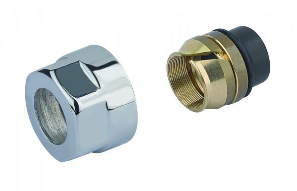 Klemmset für 15 mm CU-Rohr